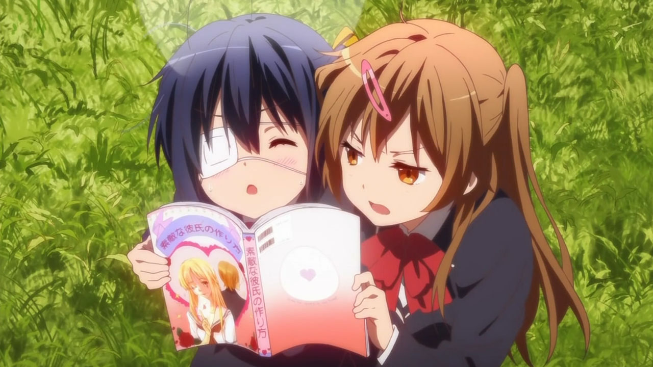 Love, Chunibyo & Other Delusions — Википедия