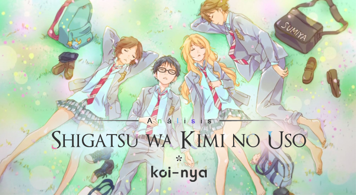 Shigatsu wa Kimi no Uso (Your Lie in April) 04 VOSTFR ...