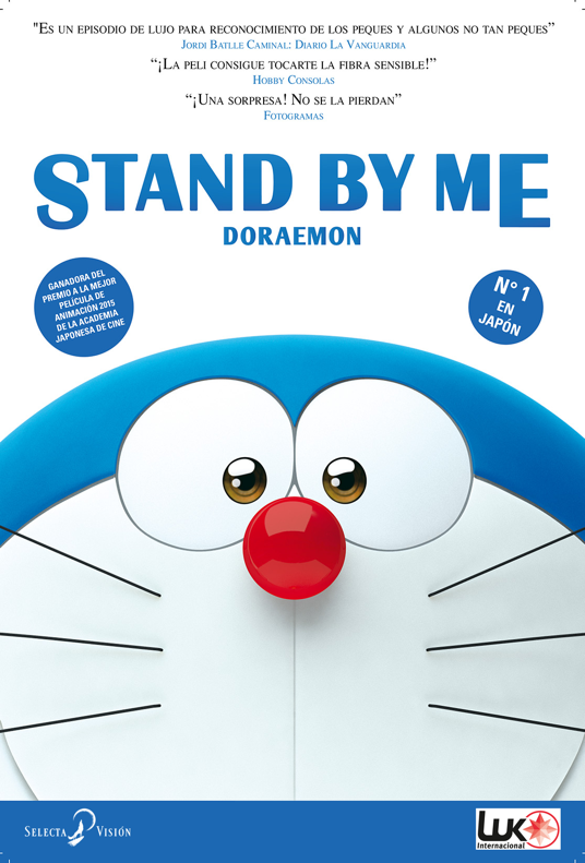Stand By Me • Doraemon (2014) 720p BluRay Tagalog Dubbed