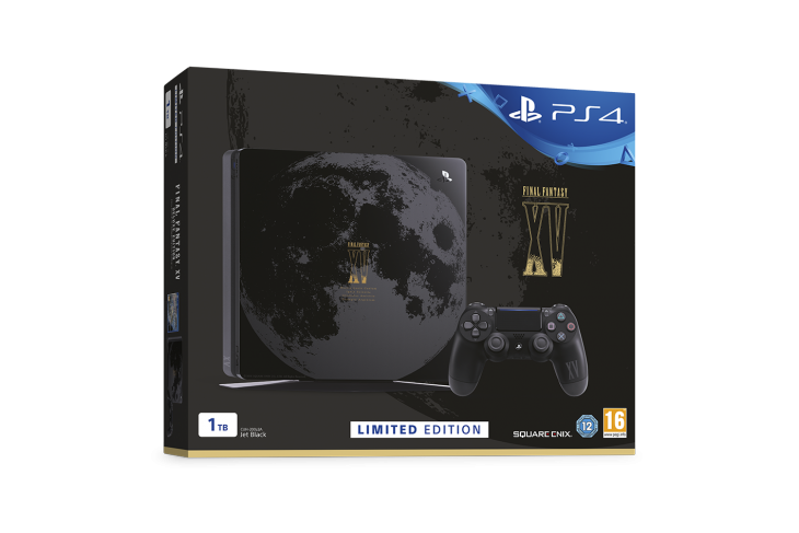 ps4 slim final fantasy xv