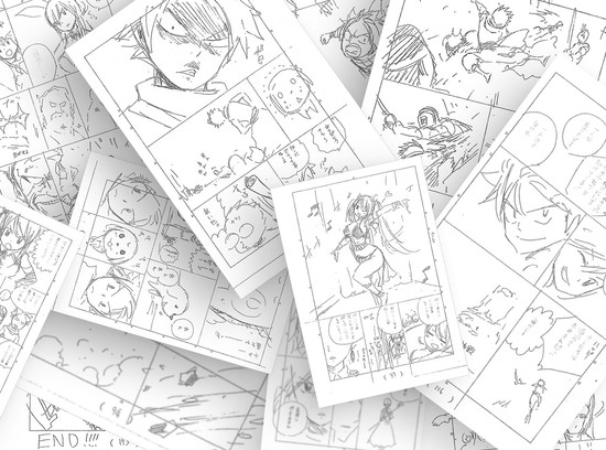 Fairy Tail: Dragon cry Fairy-tail-storyboards