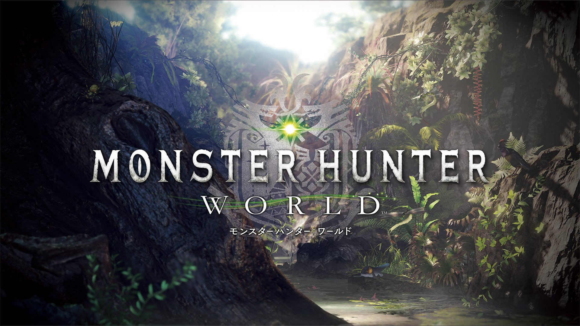 Monster Hunter World [PlayStation 4 - Xbox One] Don't Hunt Alone!