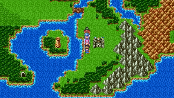 Dragon Quest Iii Ps4 3ds Estara Disponible En Japon El 24 De
