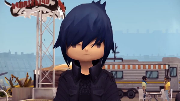 20 minutes de gameplay de Final Fantasy XV: Pocket Edition