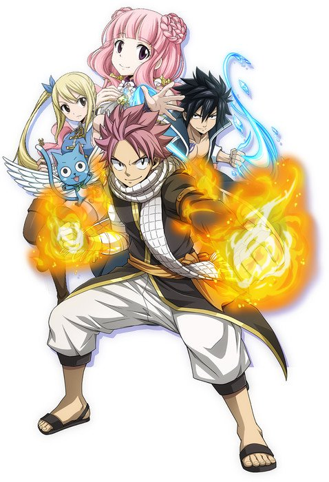 Fairy Tail Dice Magic ...
