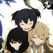 Review: Black★Rock Shooter TV