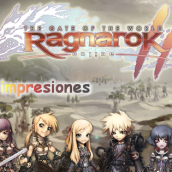 Primeras impresiones - Ragnarok 2 Legend of the Second