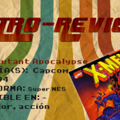 Retro-review: X-Men: Mutant Apocalypse
