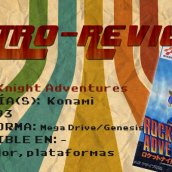 Retro-review: Rocket Knight Adventures