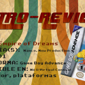 Retro-review: Klonoa: Empire of Dreams