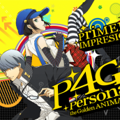 Primeras impresiones: Persona 4 The Golden Animation