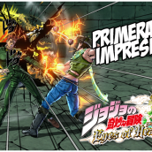 Primeras impresiones: JoJo's Bizarre Adventure: Eyes of Heaven
