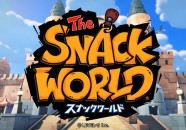 Level-5 presenta Snack World para Nintendo 3DS y smartphones
