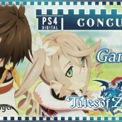 Ganador: copia digital de Tales of Zestiria para PlayStation 4