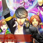 Análisis: Persona 4: Dancing All Night (PlayStation Vita)