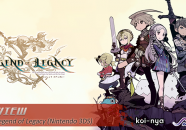 the legend of legacy nintendo 3ds analisis