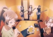 Band Dream anime video promocional