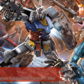 Análisis: Mobile Suit Gundam: Extreme VS Force (PS Vita)