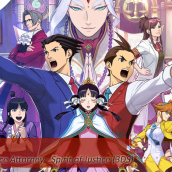 Análisis: Phoenix Wright: Ace Attorney - Spirit of Justice (Nintendo 3DS)