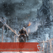 Análisis: Dark Souls III: Ashes of Ariandel (PlayStation 4/Xbox One/PC)
