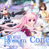 Concurso: sorteamos una clave de Steam de Corona Blossom Vol.1 Gift From the Galaxy