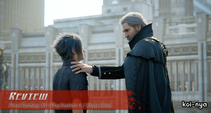 analisis final fantasy xv playstation 4 xbox one koinya