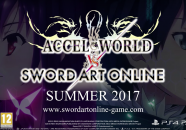Accel World VS Sword Art Online llegara a Occidente este verano