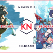 koi-nya.net Podcast - T1 Piloto: Nintendo Switch, Temporada de anime invierno