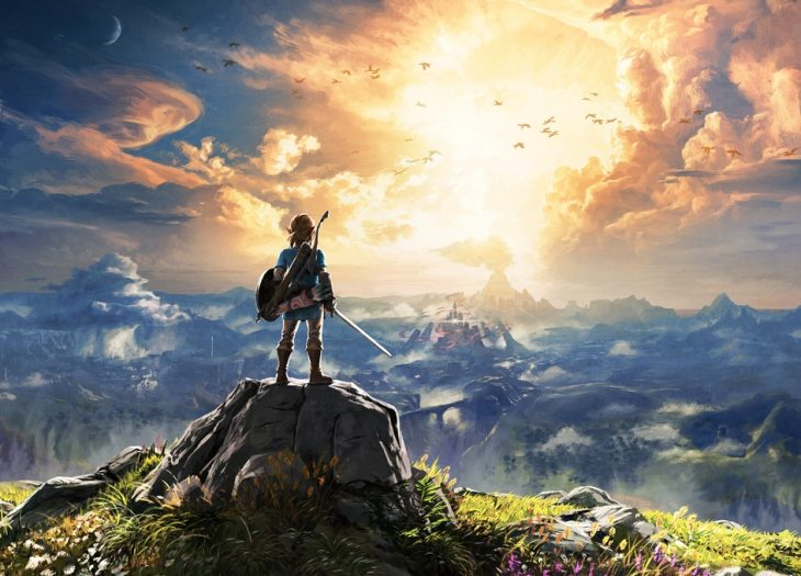 The Legend of Zelda Breath of the Wild saldra a la venta el 3 de marzo 12