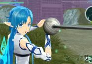 Primer gameplay de la version de PS Vita de Accel World VS Sword Art Online