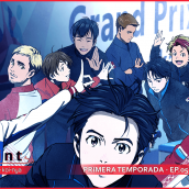 Podcast Reprint - T1 EP 05: Noticias, Yuri!!! on ICE, Dragon Ball Fusions