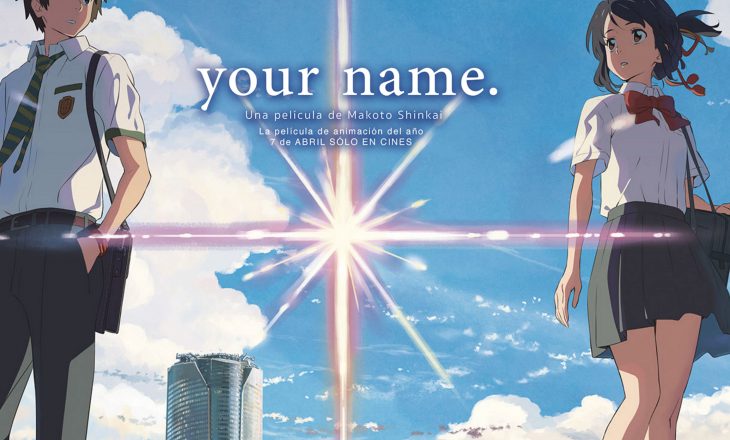 your name. españa
