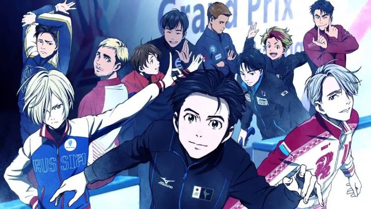 yuri on ice anime