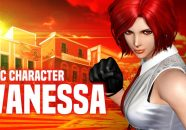 The King of Fighters XIV muestra el DLC Vanessa