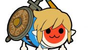 Taiko no Tatsujin Yellow Version tendrá colaboraciones con Zelda y Kirby 3