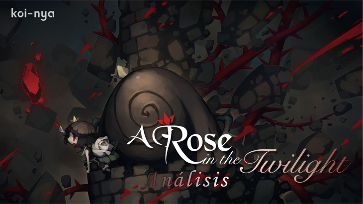 analisis-A Rose in the Twilight