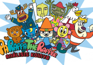 analisis-PaRappa The Rapper
