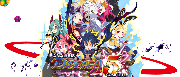 Análisis: Disgaea 5 Complete (Nintendo Switch)