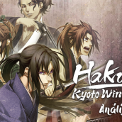 Análisis: Hakuoki: Kyoto Winds (PS Vita)