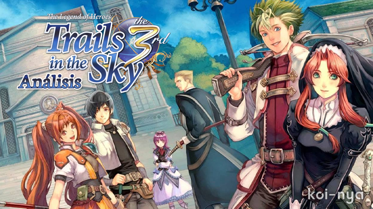 analisis-Legend of Heroes Trails in the Sky 3rd