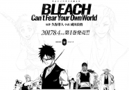 Bleach Cant fear your own world