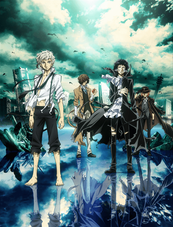 Bungo Stray Dogs Dead Apple pelicula