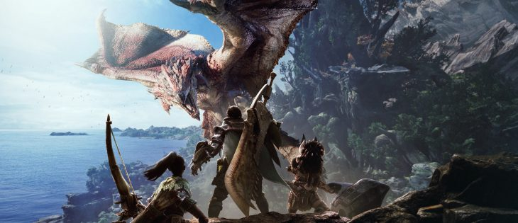 E3 2017: Monster Hunter World anunciado para PS4, Xbox One y PC