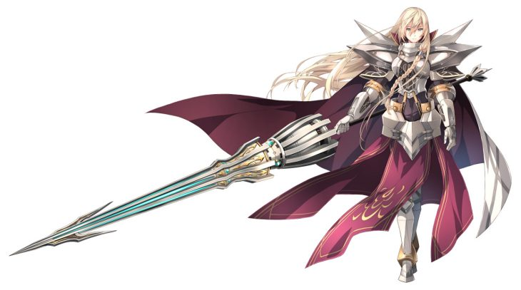 The Legend of Heroes Trails of Cold Steel III muestra la unidad Stahlritter (1)