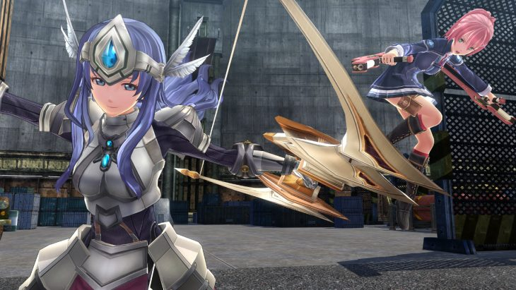 The Legend of Heroes Trails of Cold Steel III muestra la unidad Stahlritter (15)