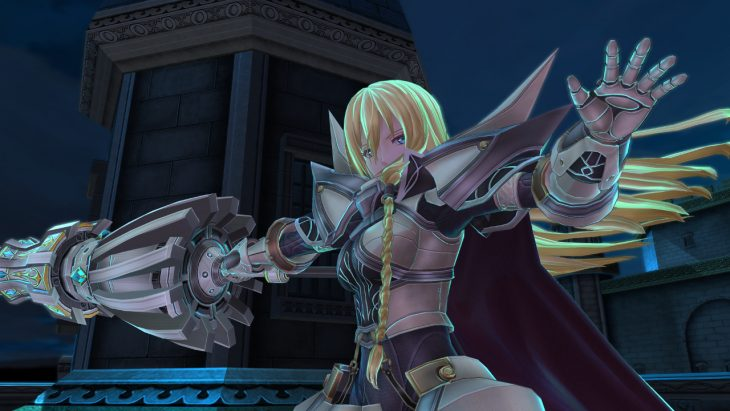 The Legend of Heroes Trails of Cold Steel III muestra la unidad Stahlritter (4)