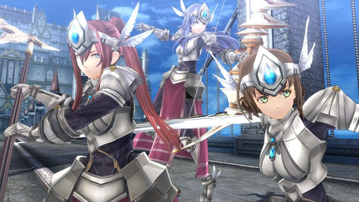 The Legend of Heroes Trails of Cold Steel III muestra la unidad Stahlritter (5)