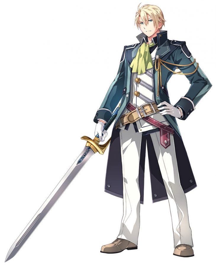 The Legend of Heroes Trails of Cold Steel III muestra la antigua Clase VII 16