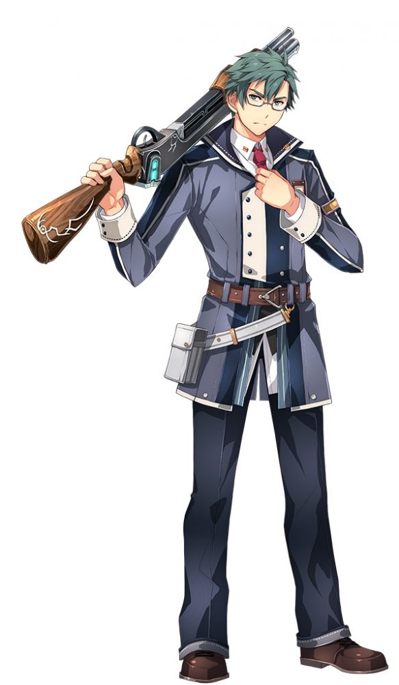 The Legend of Heroes Trails of Cold Steel III muestra la antigua Clase VII 21