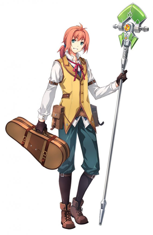 The Legend of Heroes Trails of Cold Steel III muestra la antigua Clase VII 7
